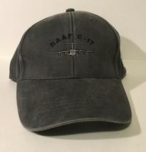 RAAF C-17 Grey Denim Hat Otto Adjustable - $14.01