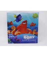 Cardinal Disney Pixar Super 3D Jigsaw Puzzle - New - 24 pc - Finding Dory - $12.34
