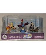 Disney Junior T.O.T.S Tiny Ones Transport Service 6 pc Figurine Playset ... - $24.46
