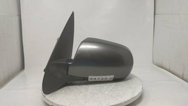 2001 Mazda Tribute Driver Left Side View Power Door Mirror Gray R8s12b18 - $54.83
