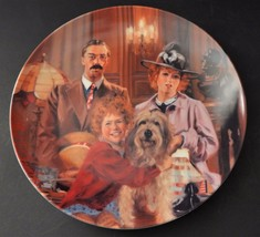 Annie Lily Rooster Musical William Chamber Bradford Exchange Knowles Pla... - $24.74