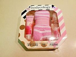 Bodyology Sweet Sweet Love Body Cream, Socks, & Fragrance Mist Set (NEW) - $9.85