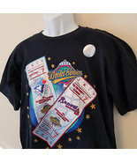 Baseball World Series  shirt Toronto Blue Jays VS Atlanta Braves 1992 Sz... - $19.95