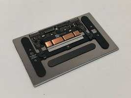 """FORCE TOUCH TRACKPAD SPACE GRAY MacBook Retina 12"""" A1534 Early 2015 MJY3... - $24.74"""