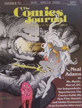The Comics Journal, No. 72, Special Issue, May 1982 [Journal] [Jan 01, 1... - $7.77
