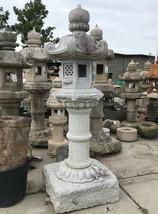 Kasuga Gata Ishidōrō, Japanese Stone Lantern - YO01010156 - $2,690.43