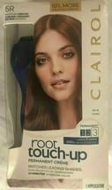 Clairol Permanent Root Touch-Up Hair Dye 5R Medium Auburn 100% Gray Cove... - $9.99