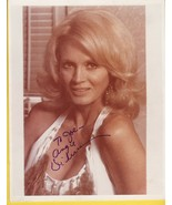 ANGIE DICKINSON AUTOGRAPHED 8 X 10 PHOTOGRAPH INSCRIBED - $18.68