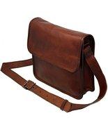 """Jaald 11"""" Ipad case tablet Bag Leather Messenger Bag shoulder bag for me... - $45.54"""
