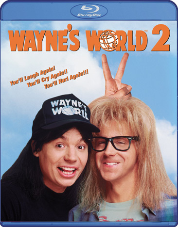 Waynes World 2 (Blu Ray) (Ws)