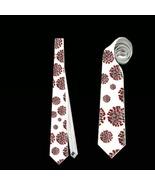 virus cell scientist epidemiologist necktie offce joke quarantine - $22.00