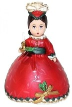 5 HALLMARK KEEPSAKE MADAME ALEXANDER CHRISTMAS ORNAMENTS NEW IN BOX - $68.30