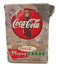 Coca Cola Playing Cards Original 1998 Full Deck Polar Bear Deck - $12.24
