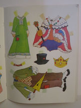 Whitman Wizard of OZ PaperDolls Vintage 1976 Paper Doll #1987 image 9