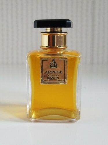 Primary image for Vintage LANVIN ARPEGE EXTRAIT Paris PURE PERFUME 1/2 OZ New No Box