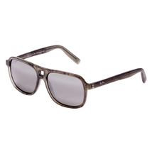 Maui Jim Little Maks 771-15Sm Matte Green Smoke Polarized Sunglasses - $176.48