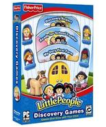 Fisher Price: Little People Discovery Games 3 Disk Compilation - PC [vid... - $104.13