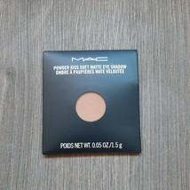 Mac Powder Kiss Soft Matte Eye Shadow Pro Palette Refill -What Clout! - $12.49