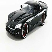 Jada Toys 30731 Lettys Dodge Viper SRT 10 Fast & Furious Movie 1 by 24 D... - $52.81