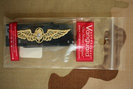 Usn Us Navy Nwu Uniform Flight Surgeon Specialty Badge Type 1 Blue Insignia Tape - $4.94