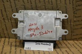 2010 Mazda 3 2.0L Engine Control Unit ECU LF8J18881D Module 131-10B1 - $46.39