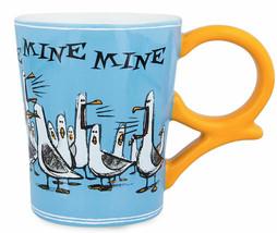 Disney Parks Finding Nemo Seagulls ''Mine Mine Mine Mine'' Ceramic Coffee Mug - $29.65