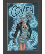 The Coven #1 - Avatar Comics - Dark Sister - Nimbus - We Combine Shipping. - $9.79