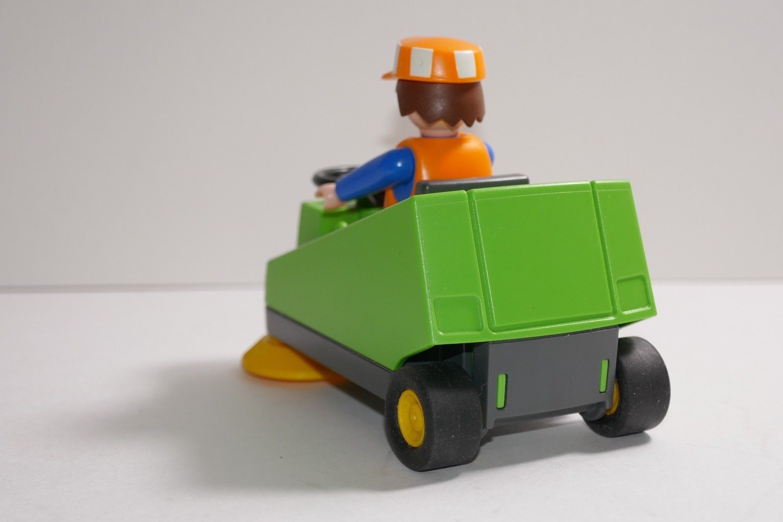 Playmobil Recycling Street Sweeper Cleaner #3790