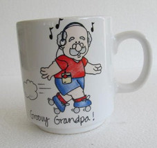 Groovy GrandPa! Collectible Paraglazed Novelty Coffee Mug - $14.99