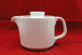 Rosenthal Germany Studio-Linie Variation White Tea Pot Lid Tapio Wirkkala Modern - $54.12