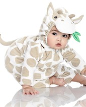 NEW NWT Carters Giraffe Halloween Costume Boy or Girl 12 18 or 24 Month - $24.99