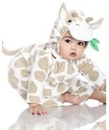 NEW NWT Carters Giraffe Halloween Costume Boy or Girl 12 18 or 24 Month - $24.99