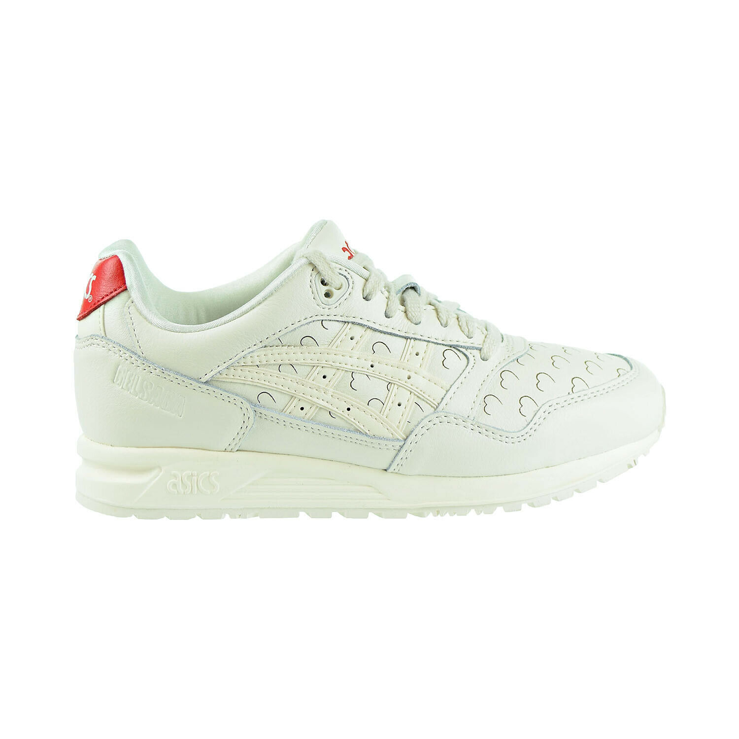 Primary image for Asics Gel-Saga Hearts Women's Shoes Cream-Cream 1192A074-100