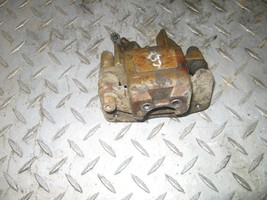 CAN AM 2008 400 OUTLANDER MAX HO 4X4 REAR BRAKE CALIPER     PART 24,117  - $30.00
