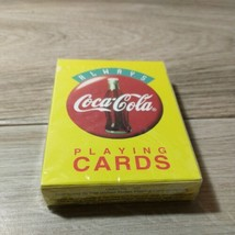 """Vintage 1994 """"ALWAYS COCA-COLA"""" Playing Cards Sealed New in Package. - $10.84"""