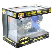 Funko Pop! DC Super Heroes Batman and Robin 1964 80 Years Anniversary Figure 281 image 5