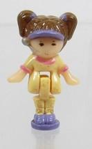 1994 Polly Pocket Dolls Vintage Drive-In Burger Restaurant - Gillian Blu... - $7.50