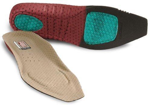Ariat Men's Square Toe ATS Multi Footbed Insoles image 3