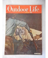 Vintage OUTDOOR LIFE January 1949 issue Magazine Hunting Fishing - $13.32