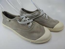 Keen Maderas Size 8.5M (B) Eu 39 Mujer Cordones Oxford Zapatillas Gris 1008854