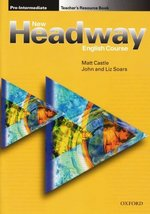 New Headway: Pre-intermediate: Teacher's Resource Book Soars, John and S... - $34.65