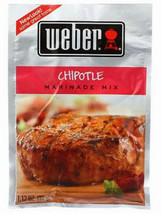 Weber Grill Creations Marinade, Chipotle, 1.12ea, powder, case of 12 - $16.99