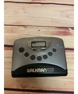 Vintage SONY Walkman WM-FX251 FM/AM Radio Cassette Player, Case, WORKS - $60.00