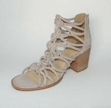 VINCE CAMUTO Karika Caged Sandals Beige 8.5 New $129 - $38.51