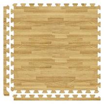 Alessco SoftWoods Rubber Floor - Cherry - 10' x 10' Set - $295.00