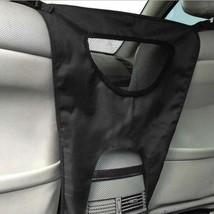 Car Back Seat Pet Gate Barrier Mesh Dog Safety Adjustable Net Cage For V... - $17.99