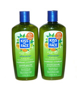 Lot 2 NEW Kiss My Face Whenever Conditioner Green Tea and Lime With Arga... - $44.43