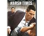 New SEALED HARSH TIMES (DVD) 2007 Christian Bale Freddy Rodriguez David Ayer