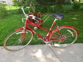 Vintage Raleigh Sprite 5 Speed Womens Bike 1970's Bicycle