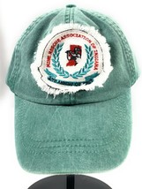 NWT Mine Rescue Indiana Contest Strapback Embroidered Patch Baseball Cap... - $11.75